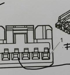 usb wire color diagram wiring diagrams bib center console swap page 11 2014 2018 silverado u0026 sierra modspost 127212 0 94939900 [ 1200 x 692 Pixel ]