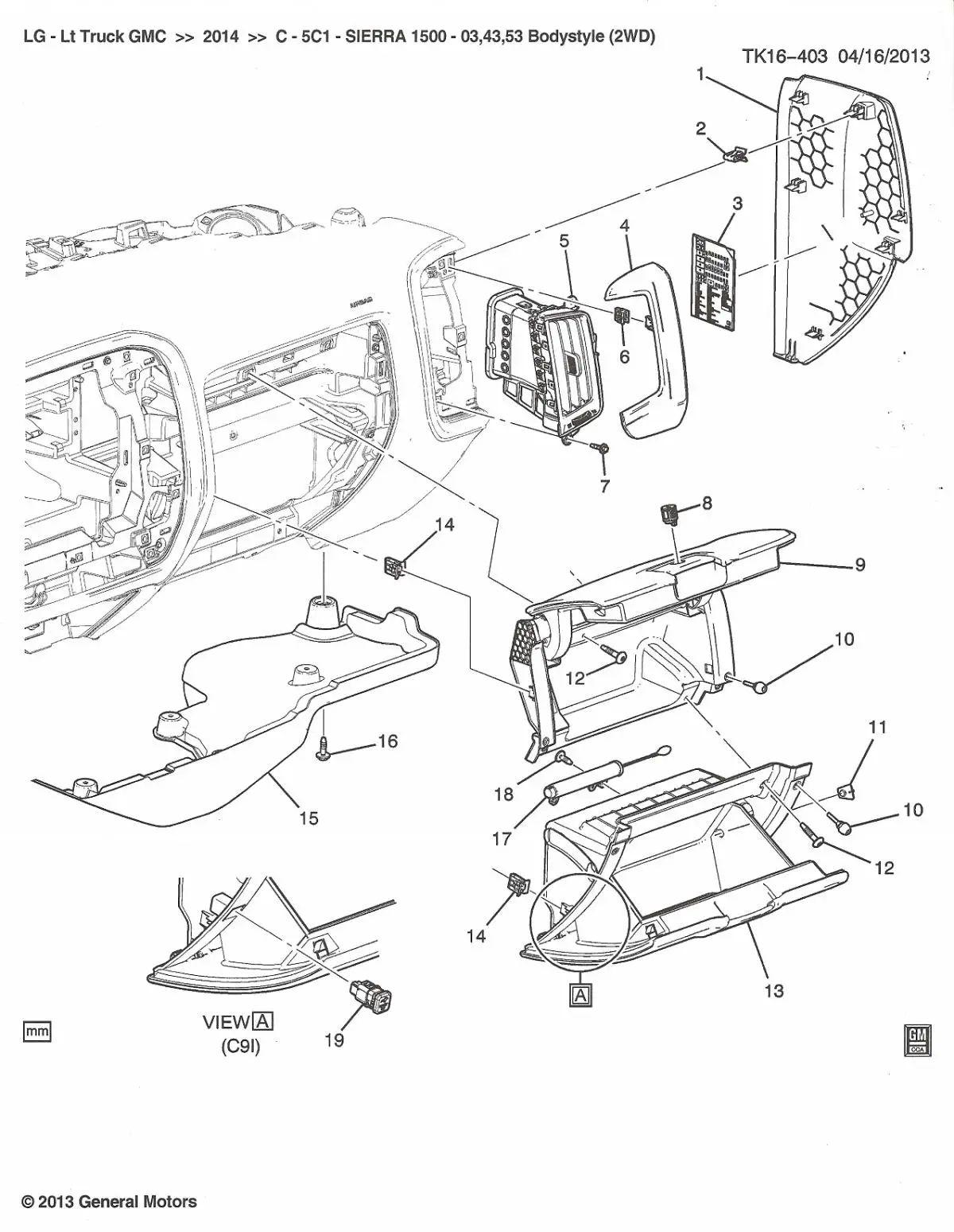 2014 parts diagrams service manual 2014
