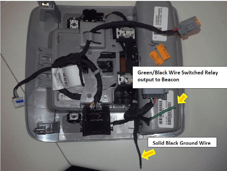 1 way light switch wiring diagram arctic food web emergency beacon found! - 2015-2019 silverado & sierra hd mods gm-trucks.com