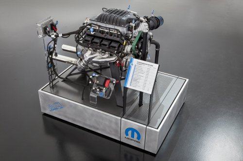 small resolution of the hellcrate kit includes a powertrain control module pcm power distribution center engine wiring harness chassis harness accelerator pedal