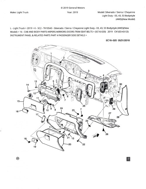 small resolution of chevy dash diagram wiring diagram used gm 43 engine diagram