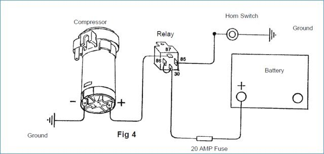 Relay Wiring Diagram For Air Horns | Relay Wiring Diagram For Air Horns |  | Wiring Diagram