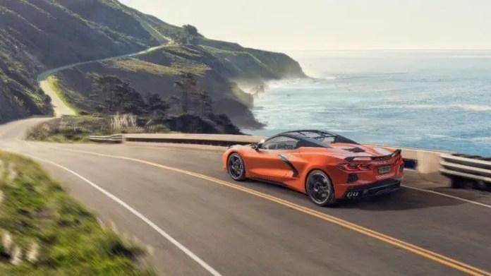 Chevrolet Corvette Stingray Named 2020 Car Of The Year ...