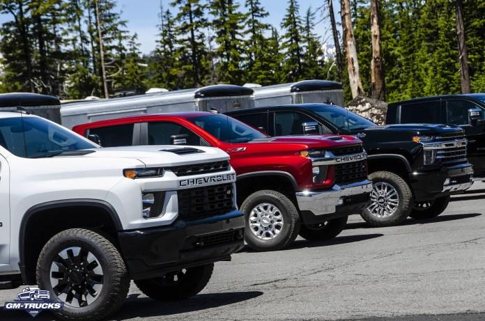 GM reports third quarter 2019 earnings - 2020 Silverado HD