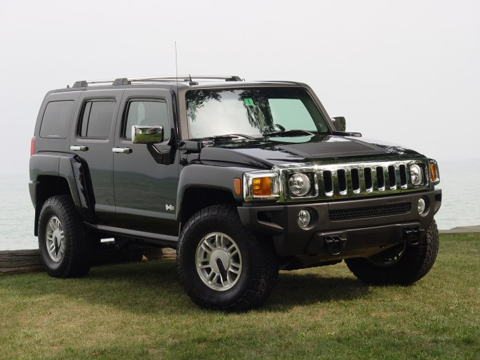 New Electric Hummer