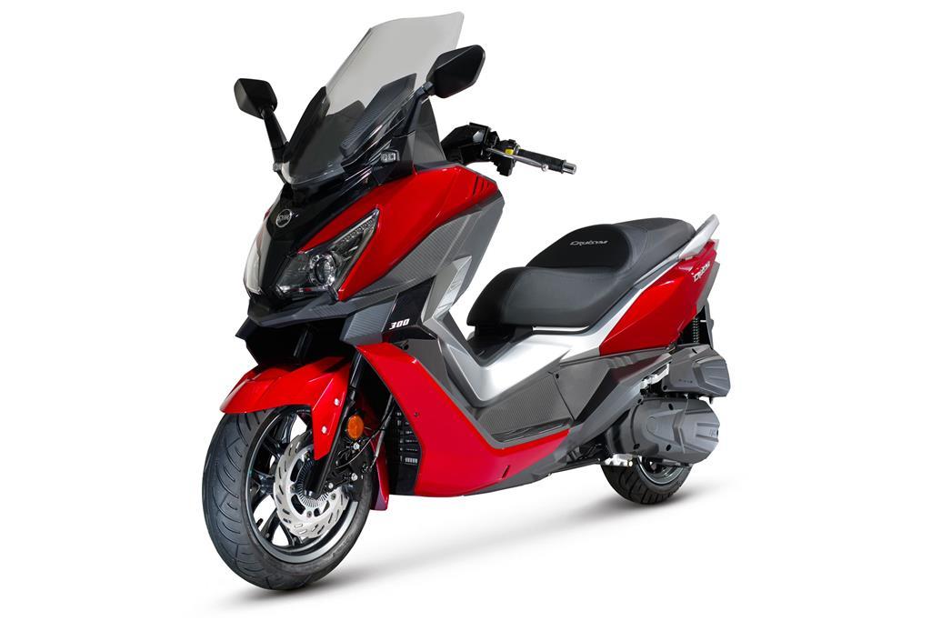 Sym Cruisym 300i ABS Euro4 - Genève Moto Center