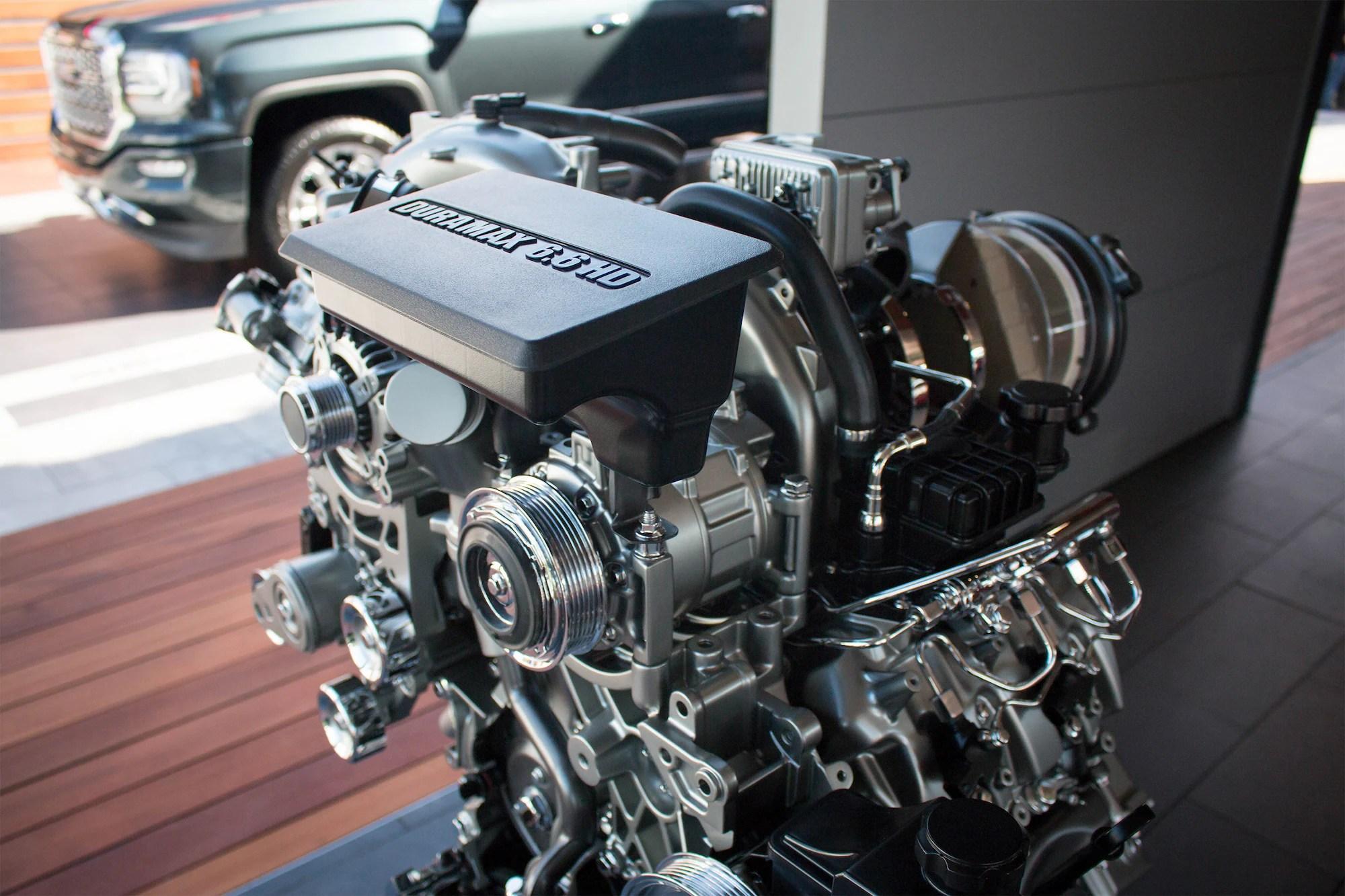 Duramax Diesel Engines Details Basics & Benefits - Gmc Life