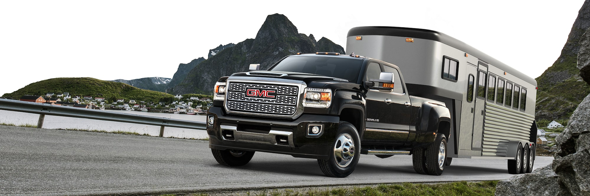 gmc life sierra hd 5th wheel package  [ 2048 x 683 Pixel ]