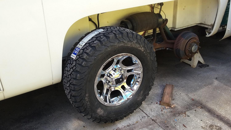 Morin tires 1
