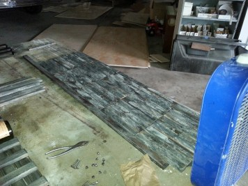wood rack 7