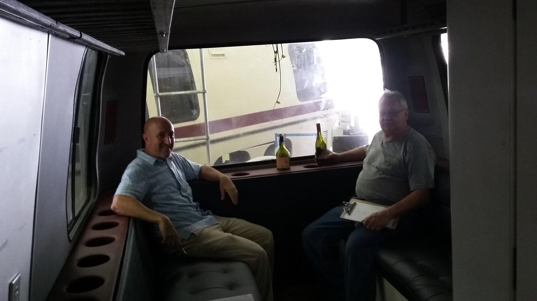 Ferro seats 1