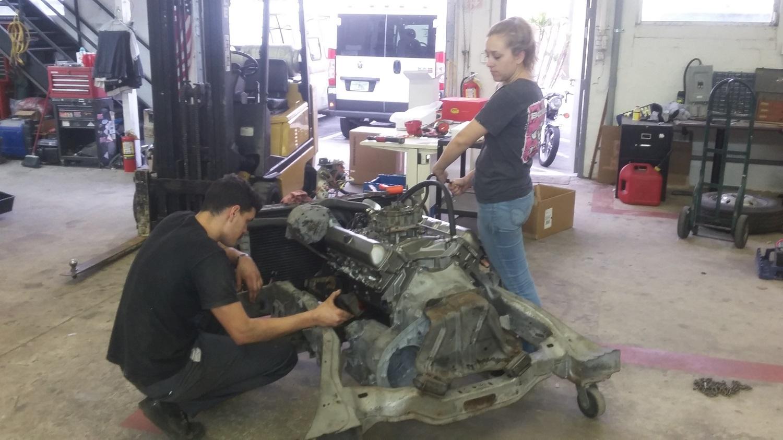 Full mech motor 5
