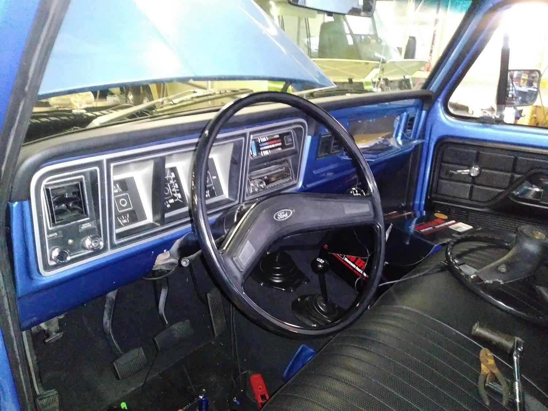 Bruce truck 14