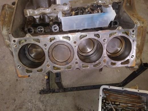 Motor breakdown 6