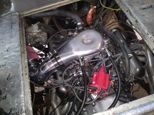 Eidson motor 25