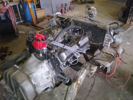 Eidson motor 9
