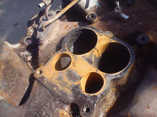 Carburetor & Intake Manifold Restoration - Cooperative Motor Works