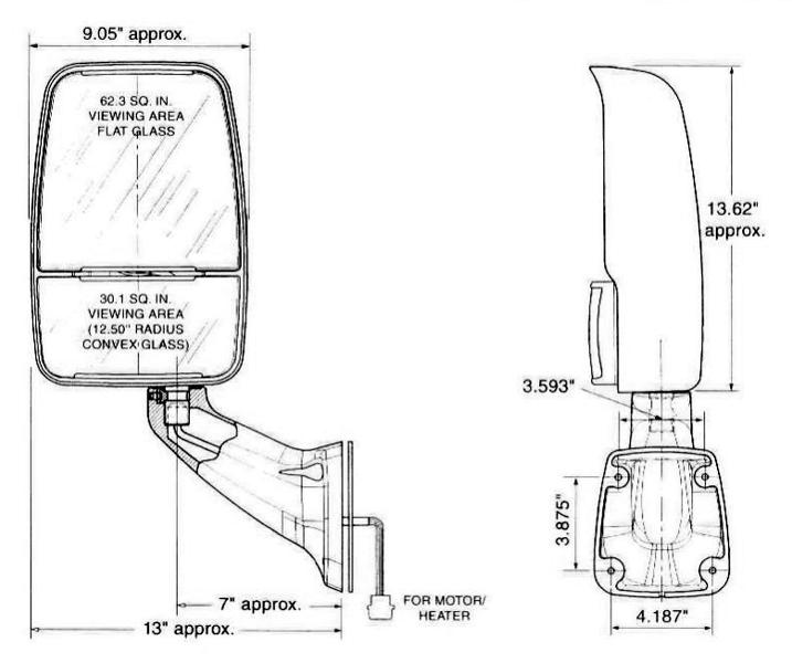 Velvac Rv Mirrors Wiring Diagram Ford Mirror Wiring