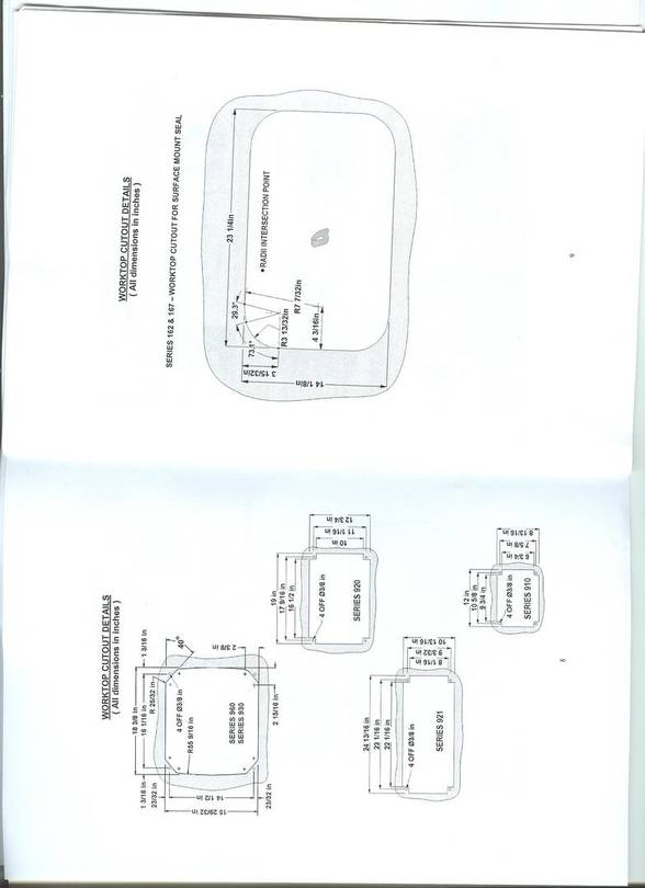 Spinflo Cooktop instructions/install booklet p.5