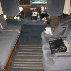 Swivel Chair Victoria Bc Oversized Leather 1978 Gmc 26ft Motorhome For Sale In British Columbia
