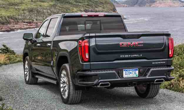 2019 GMC Sierra 1500 Elevation Edition Towing Capacity | GMC