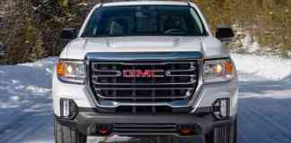 2022 GMC Canyon Redesign, 2022 gmc canyon, 2022 gmc canyon changes, 2022 gmc canyon denali, 2022 gmc canyon at4,