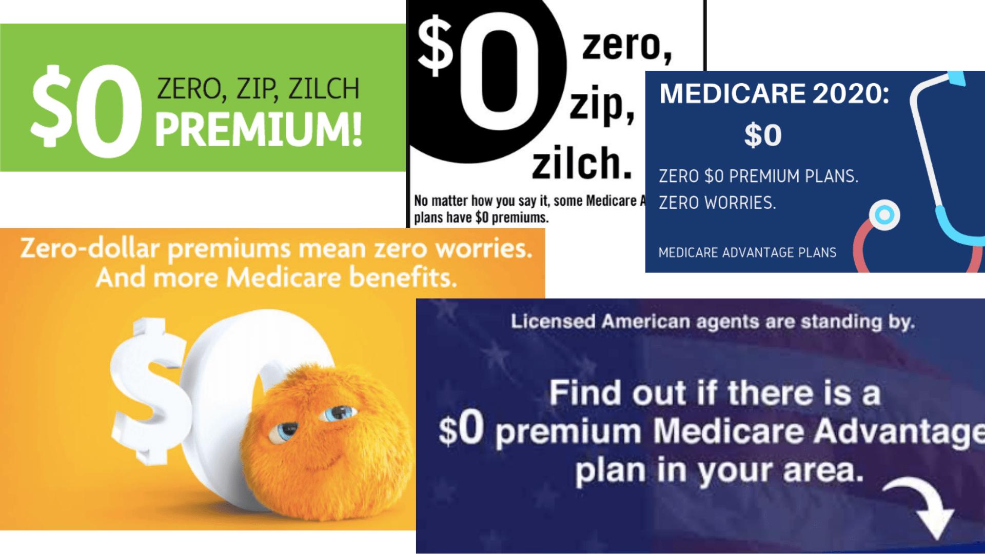 Medicare Advantage $0 Premium