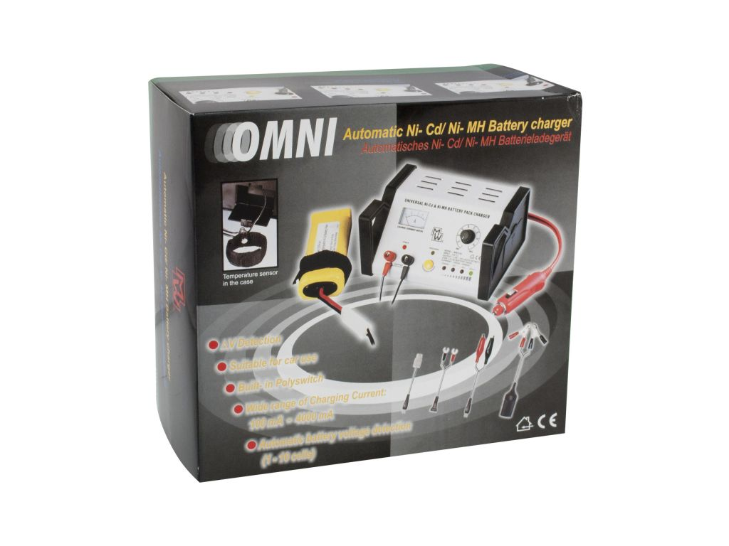 Car Nicd Battery Charger