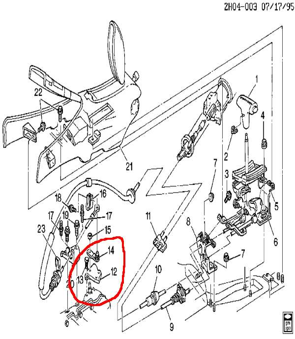 Allison Transmission Neutral Safety Switch Location