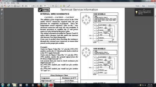 small resolution of 4t60e wiring diagram wiring library rh 20 codingcommunity de 4t60e shift solenoid location 4t60e valve body