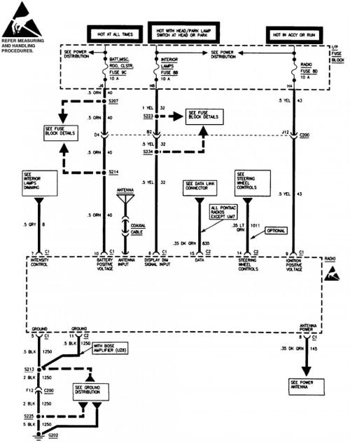 small resolution of 1990 oldsmobile 98 wiring diagram wiring library1990 oldsmobile 98 wiring diagram