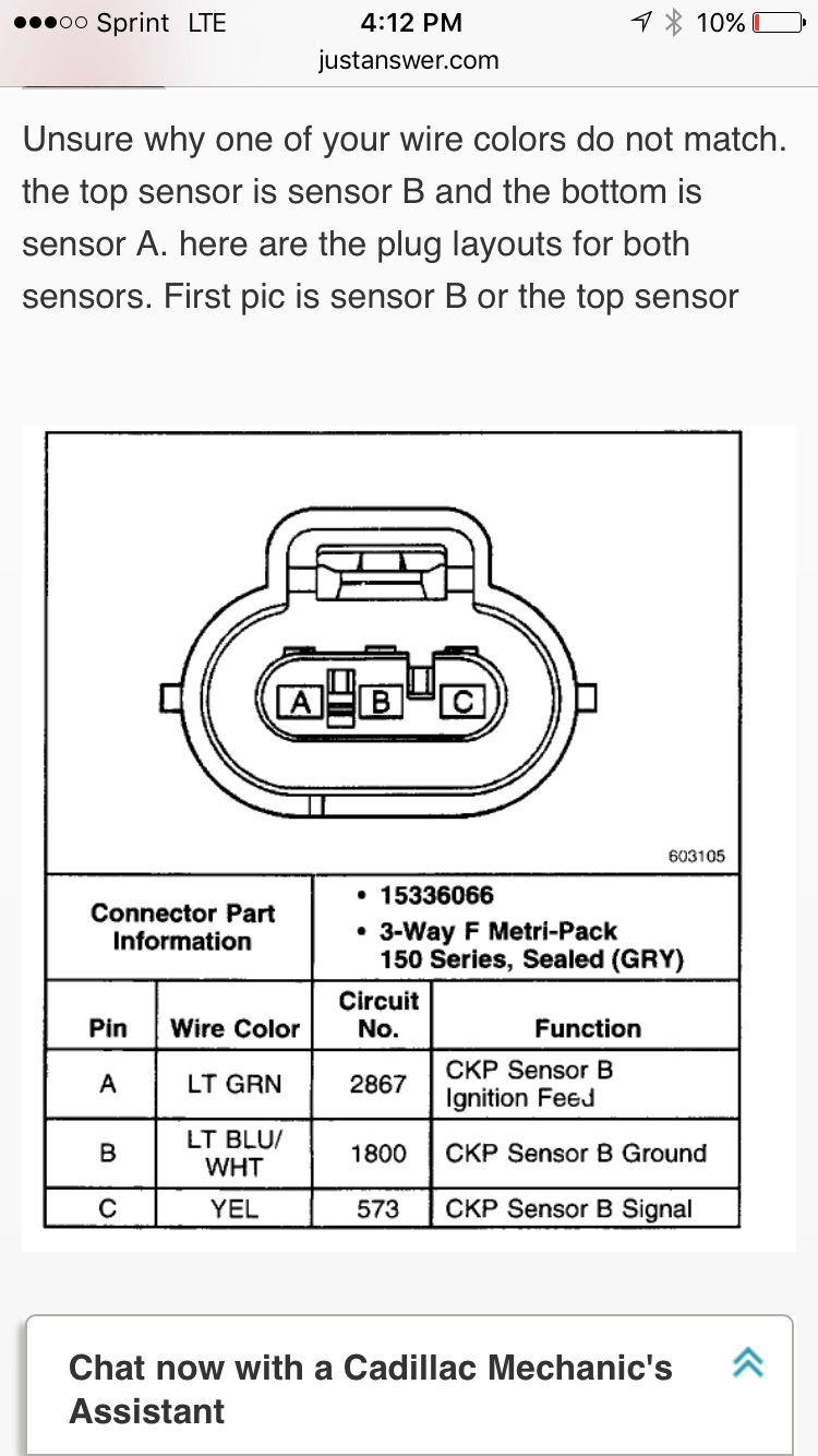 medium resolution of crank sensor wiring diagram wiring diagram list