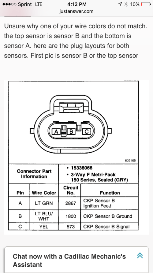 small resolution of crank sensor wiring diagram wiring diagram list