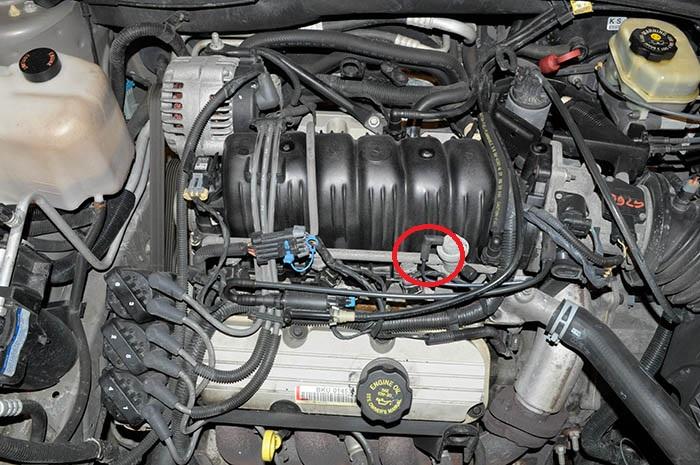 2002 Buick 3 8 Vacuum Lines