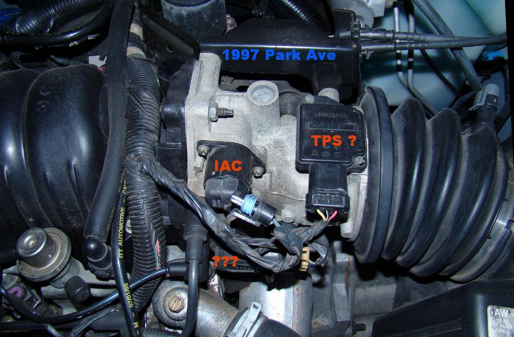 97 Buick Lesabre Fuse Diagram