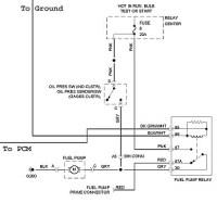 Need wiring diagram -1994 Park Avenue Ultra fuel pump ...