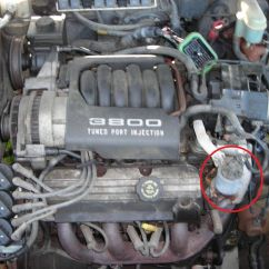 2000 Honda Civic Vacuum Diagram Teeth With Wisdom Egr Valve Location - Gm Forum Buick, Cadillac, Olds, Gmc & Pontiac Chat