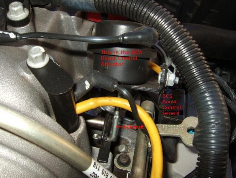 Boost Control Solenoid Maintenance And Boost Control