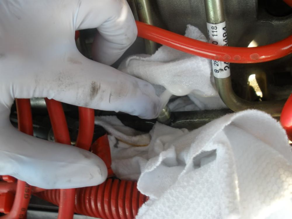 medium resolution of the fuel filter is located on the passenger side just in front of the rear wheel
