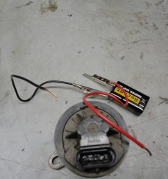 unplug the egr solenoid then take a 9v battery and connect a wire to each post on the battery  [ 1024 x 768 Pixel ]