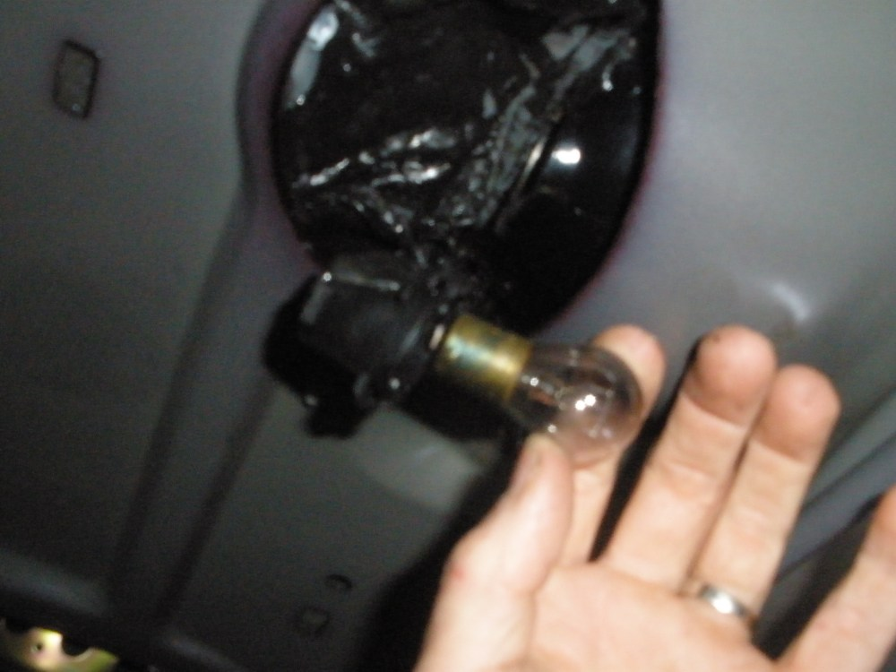medium resolution of now insert new bulb and twist put socket back in and twist clockwise
