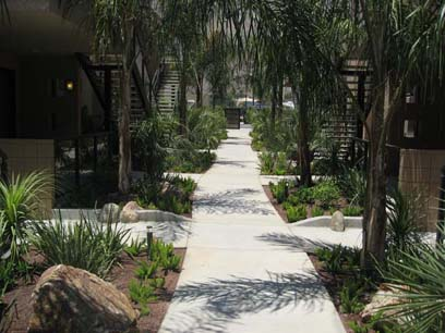 los angeles landscaping residential