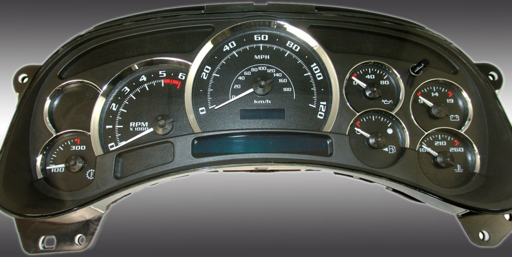 medium resolution of 2006 dodge ram instrument cluster