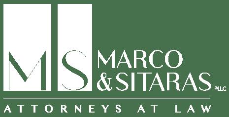 MARCO & SITARAS ATTORNEY AT LAW Logo