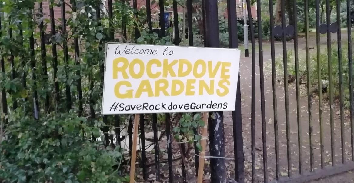 Save Rockdove Gardens