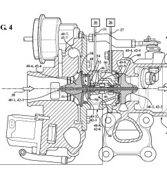 patents reveal gm is working on electric turbochargers [ 1024 x 783 Pixel ]