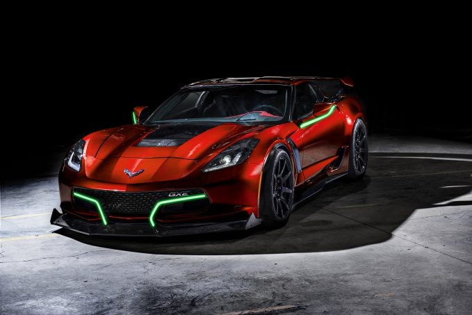 Corvette Based Electric Supercar Has More Than 800 Hp Gm