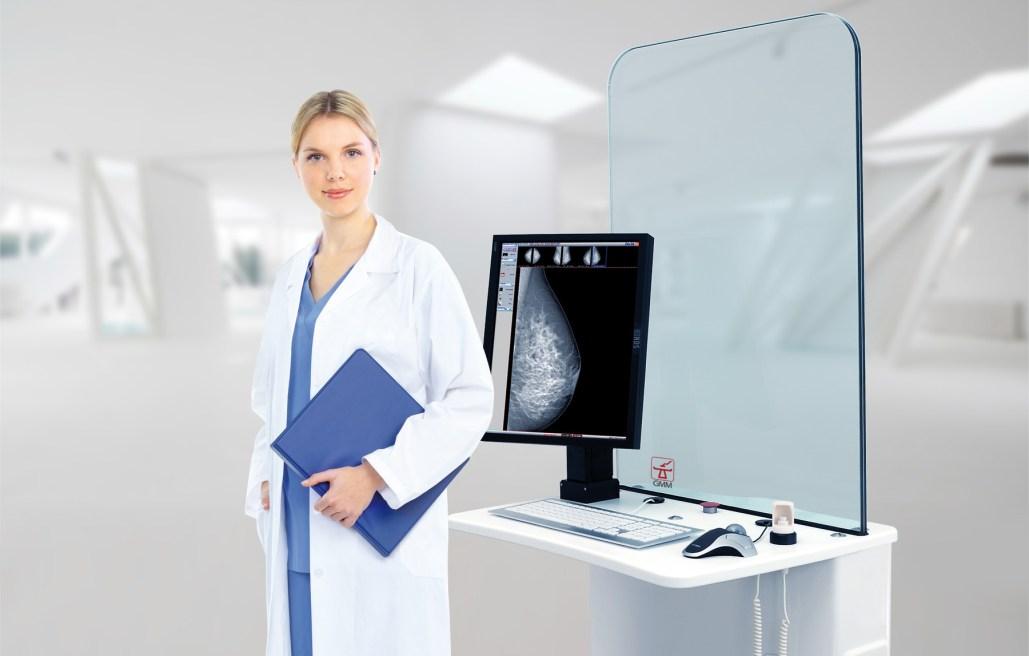 VIOLA and VIOLA D mammography units