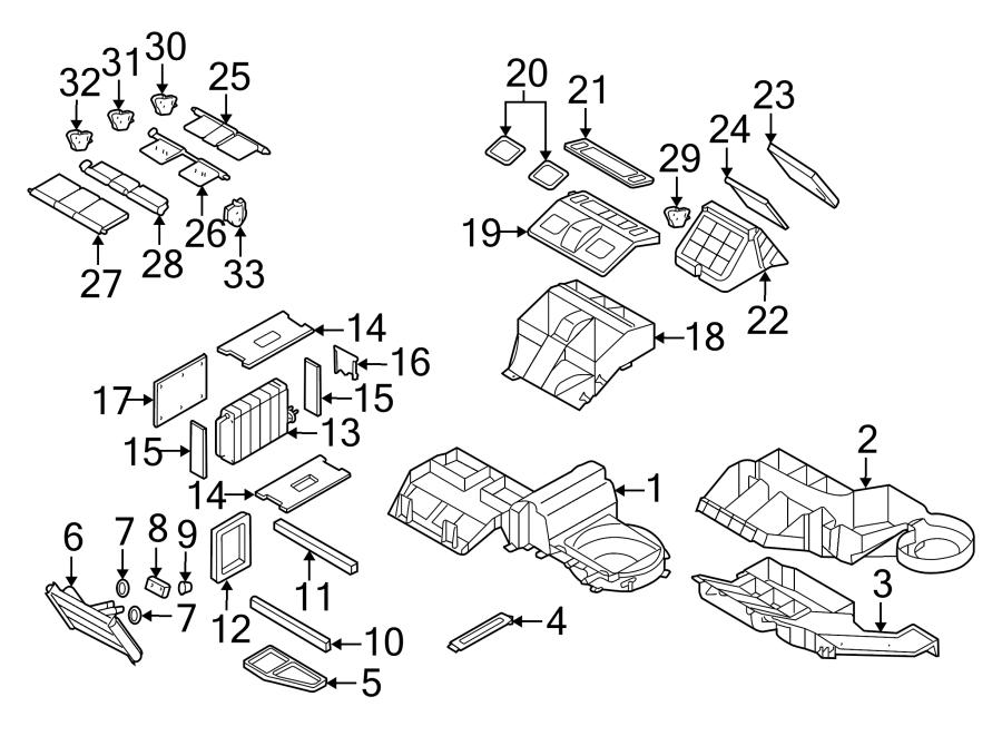2002 Chevrolet Trailblazer Seal. Air. Duct. (Upper). 4.2