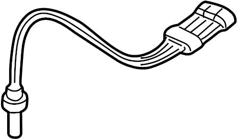 1998 Chevrolet Monte Carlo Oxygen Sensor (Front, Rear